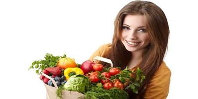 تغذیه سالم در زنان